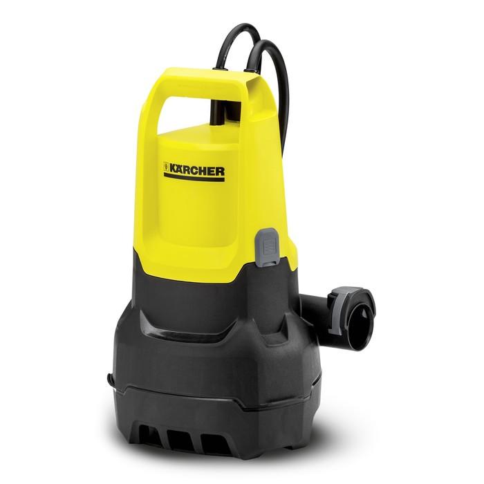Насос дренажный Karcher SP 5 Dirt 1.645-503.0, 500 Вт, 9500 л/ч, напор 7 м