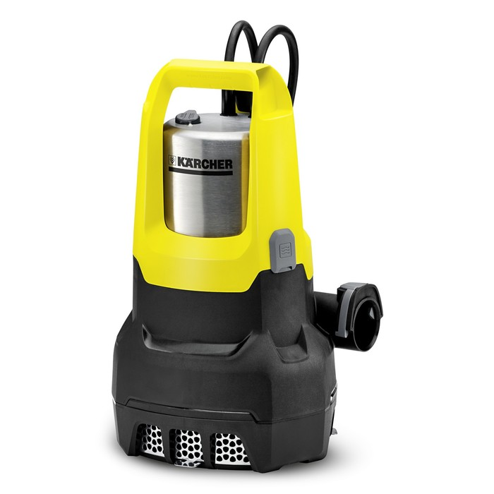 Насос дренажный Karcher SP 7 Dirt 1.645-506.0, 750 Вт, 15500 л/ч, напор 8 м