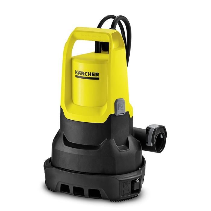 Насос дренажный Karcher SP 1 Dual 1.645-580.0, 500 Вт, 9500 л/ч, напор 7 м