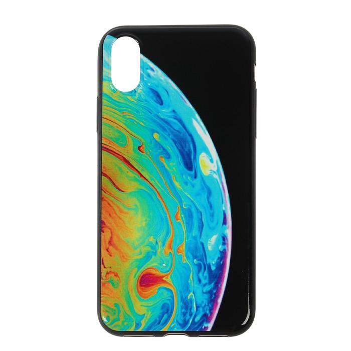 Чехол Lava силиконовый для iPhone XS