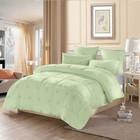 Одеяло стёганое «Бамбук», 140х205 см, чехол полиэстер, наполнитель бамбуковое волокно 110 гр/м2