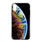 Чехол Northern Lights силиконовый для iPhone XS