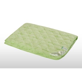 Одеяло стёганое «Бамбук», 143х205 см, чехол полиэстер, наполнитель бамбук/полиэстер (150 г/м2)