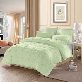 Одеяло стёганое «Бамбук», 140х205 см, полиэстер, бамбуковое волокно (230гр/м2)