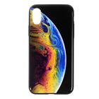 Чехол Earth силиконовый для iPhone XS