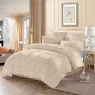 Одеяло стёганое «Верблюжья шерсть», 140х205 см, чехол полиэстер, наполнитель верблюжья шерсть/полиэстер (230 г/м2)