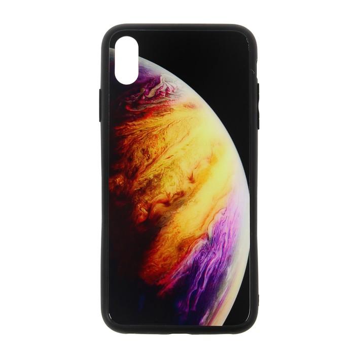 Чехол Earth для iPhone XS Max