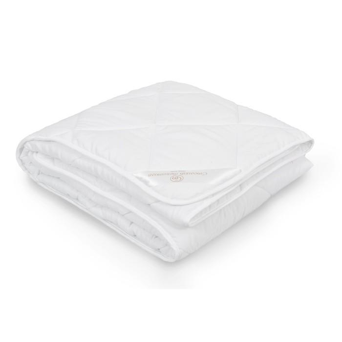 Одеяло стёганое «Эвкалипт», 143х205 см, чехол микрофибра, наполнитель эвкалипт/полиэстер - фото 62241