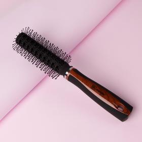 Brashing, d = 4,5 cm, color black / brown