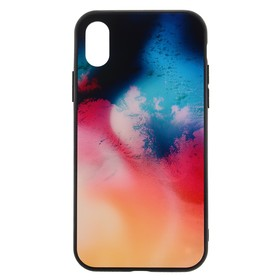 Galaxy Case for iPhone XS.
