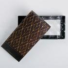 Коробка с ячейками для конфет «С уважением!», 22 × 11 × 3.5 см - фото 308986032