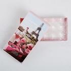 Коробка с ячейками для конфет «Сладкий подарок», 22 × 11 × 3.5 см