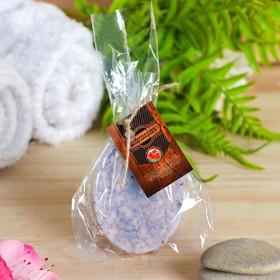 Мыло-скраб из гималайской соли с маком, 80 г - фото 7446486