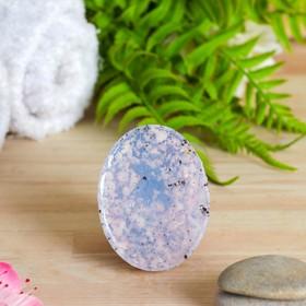 Мыло-скраб из гималайской соли с маком, 80 г - фото 7446487