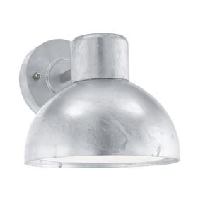 Светильник ENTRIMO, 60Вт, E27, IP44, цвет никель