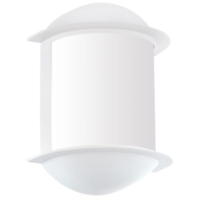Светильник ISOBA, 6Вт, LED, IP44, цвет белый