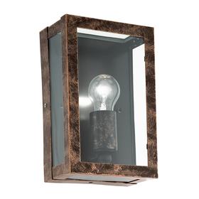 Светильник ALAMONTE 2, 60Вт, Е27, IP44, цвет медь