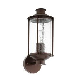 Светильник MAMURRA, 60Вт, E27, IP44, цвет коричневый