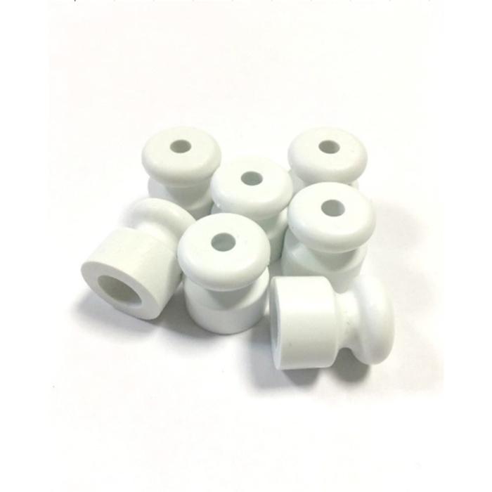 Изолятор Luazon Lighting, пластмассовый, белый