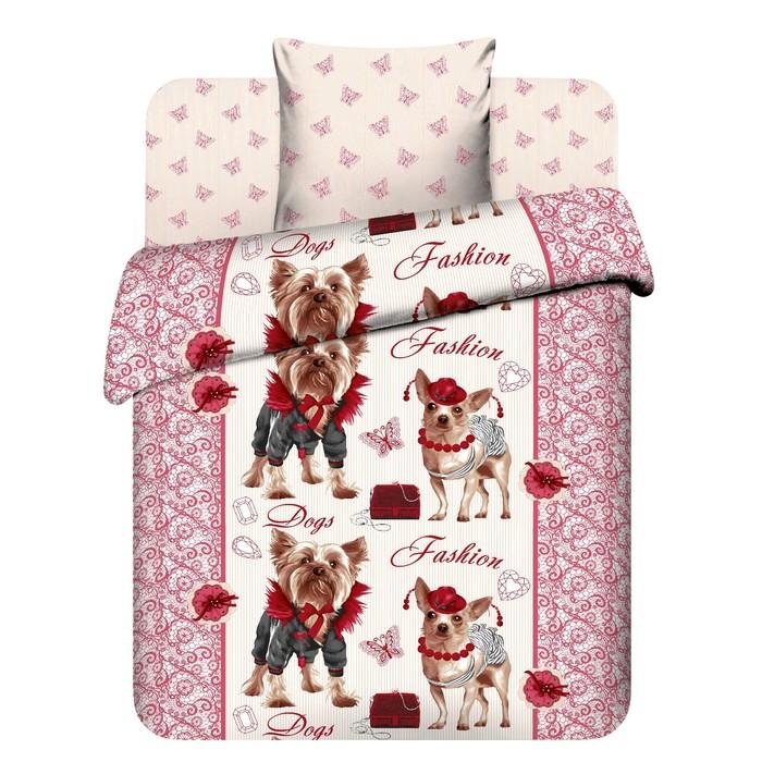Детское постельное бельё 1,5 сп. «Сладкая парочка»