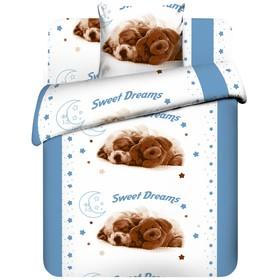 Детское постельное бельё 1,5 сп. «Сладкие сны»
