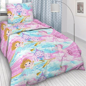 Baby bedding 1.5 joint ventures. Fairy and Unicorn
