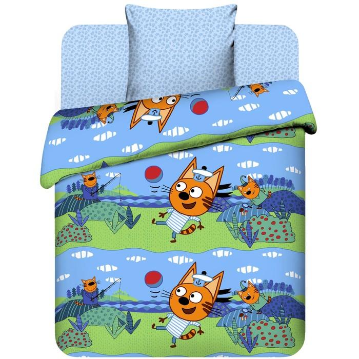 Детское постельное бельё 1,5 сп. «Коржик» - фото 105558613