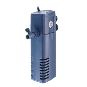 The internal CRYSTAL filter, 600 l/h 8 W