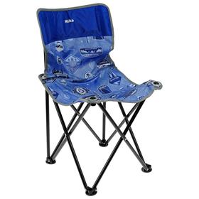 Стул складной «Премиум 3» ПСП3, 46 x 46 x 77 см, яркий джинс/синий