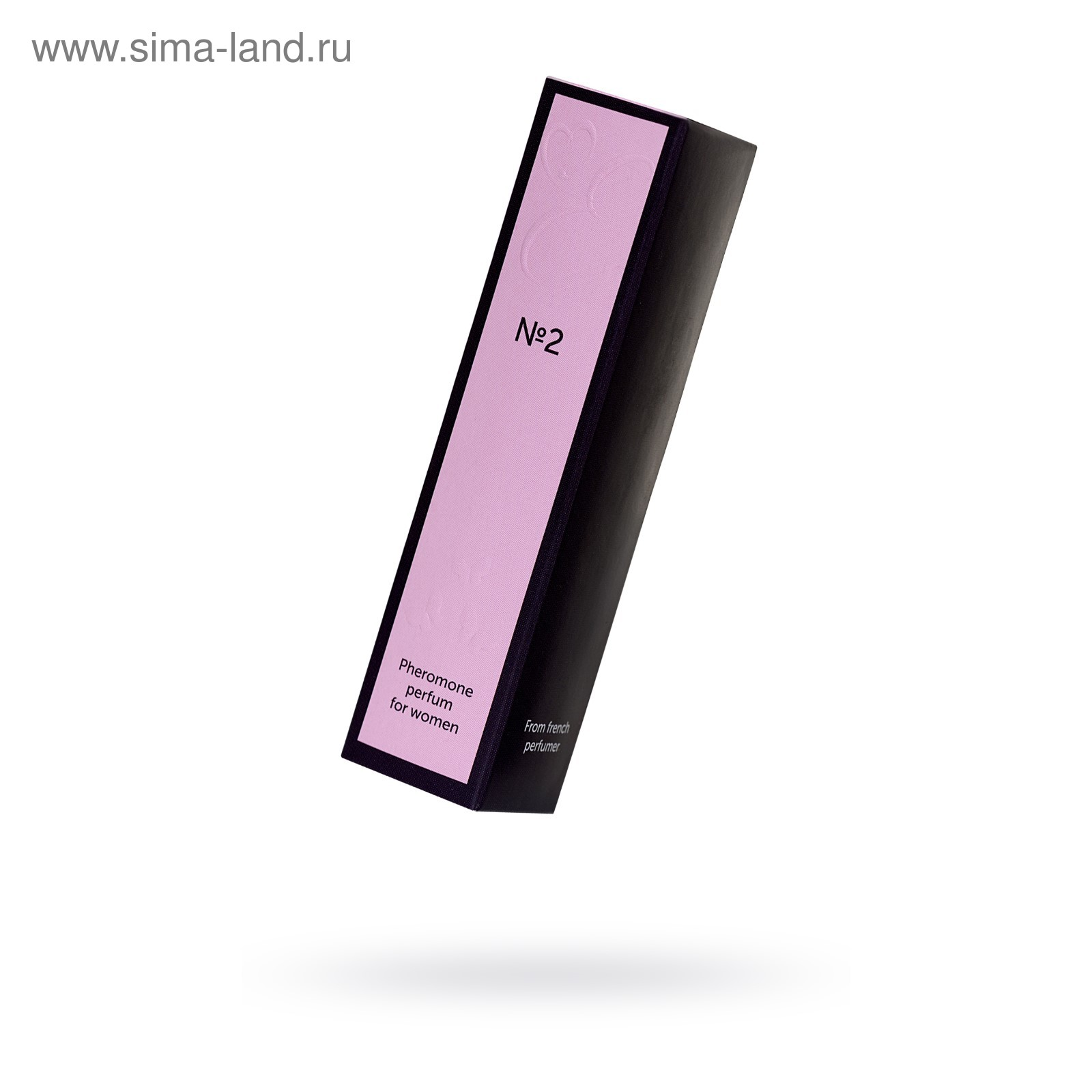 духи с феромонами Eromantica 2 с философией парфюма Gucci Bloom
