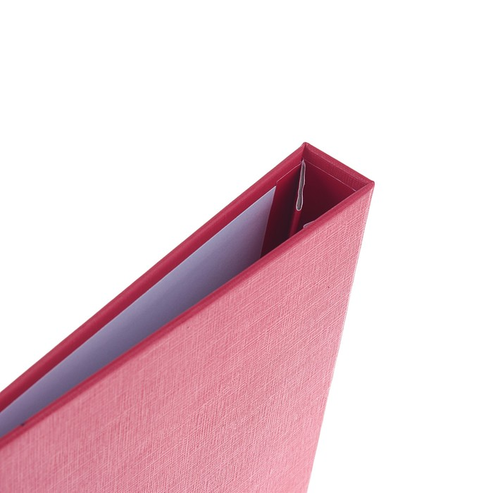 Папка для Курсовых работ (без бумаги), красная - фото 443618414