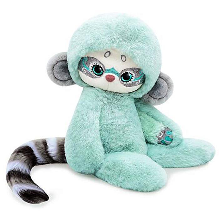 Мягкая игрушка «ЛориКолори. Джу», цвет мятный, 30 см - фото 4469803