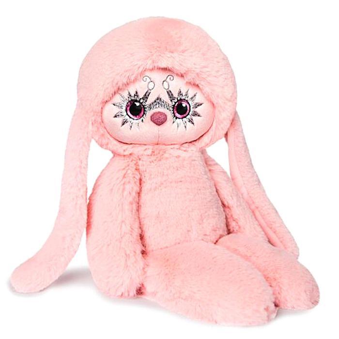 Мягкая игрушка «ЛориКолори. Ёё», цвет розовый, 30 см