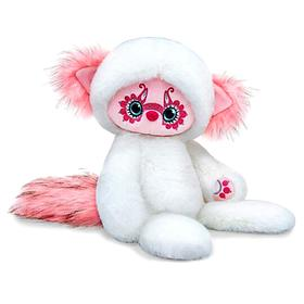 Мягкая игрушка «ЛориКолори. Юки», цвет белый, 30 см
