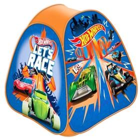 Палатка игровая Hot Wheels, 81 х 90 х 81см, в сумке