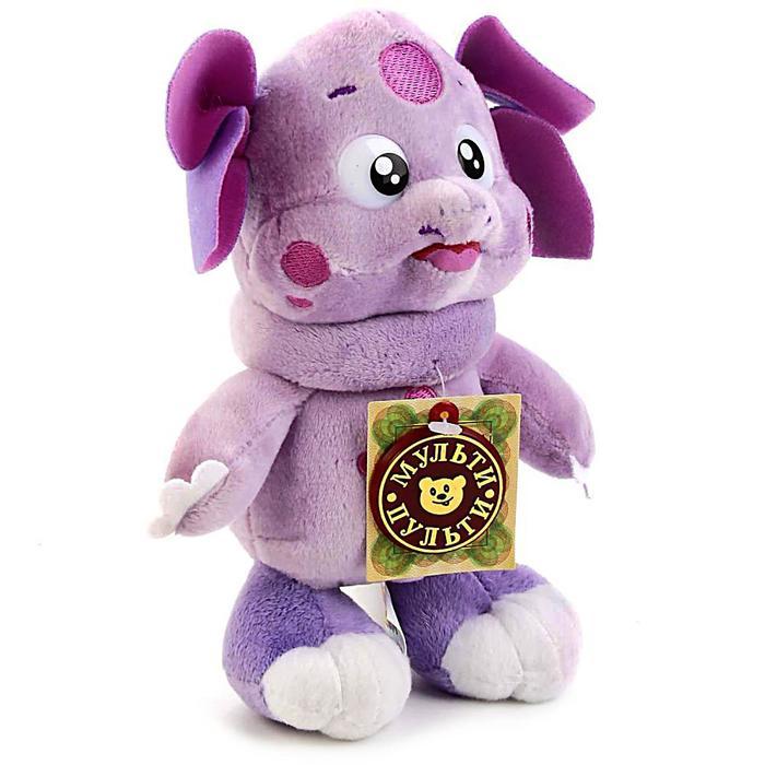 Мягкая игрушка «Лунтик», 18 см - фото 4467441