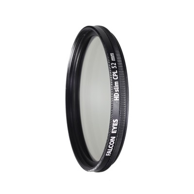 Светофильтр Falcon Eyes HDslim CPL 52 mm циркулярный поляризационный