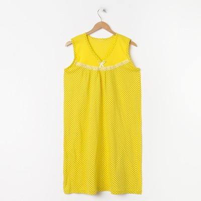 Сорочка женская, цвет МИКС, р-р 50