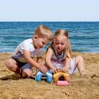 Каток для игры в песке «Подводный мир»