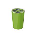 Стаканчик для зубной щетки Fashion, зеленый