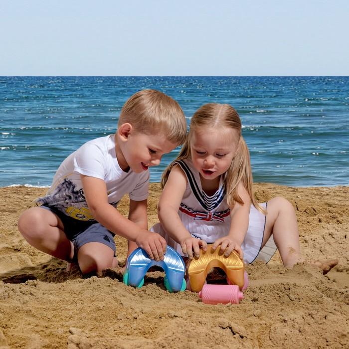 Каток для игры в песке «Осенняя пора»