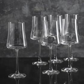 Набор бокалов для вина «Экстра», 360 мл, 6 шт