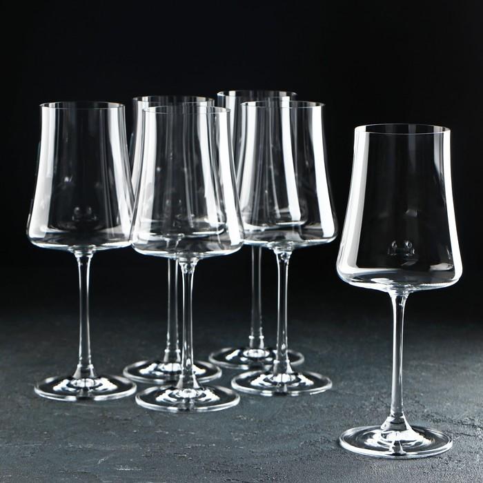 "Набор бокалов для вина 460 мл ""Экстра"", 6 шт"