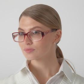 Glasses corrective 6621, color Burgundy, -4,5