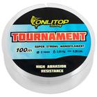 Леска капрон Tournament, d=0,14 мм, 100 м, 2,85 кг