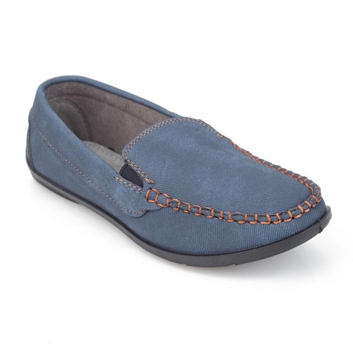 Туфли детские арт. BMK40712-09 (синий) (р. 31)