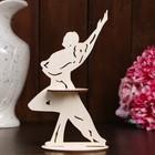 Салфетница «Пара в танце», 24,5×14,5×0,3 см