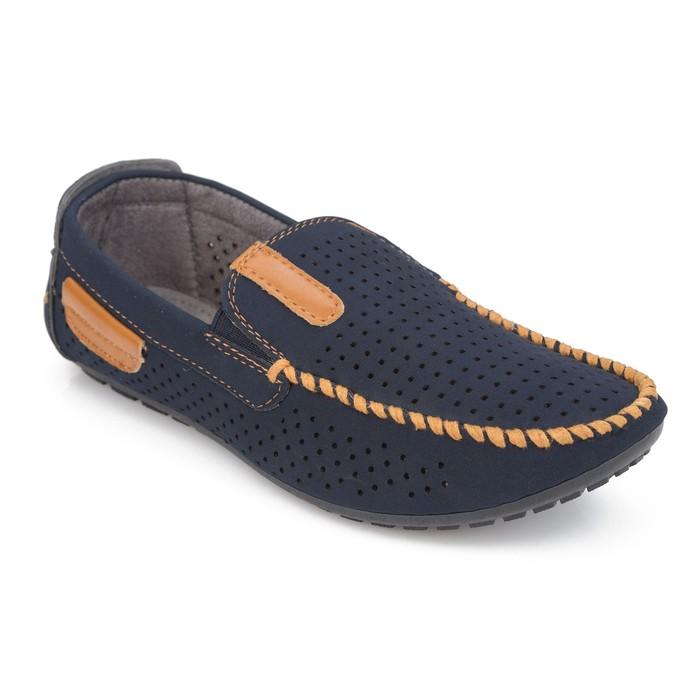 Туфли детские арт. LMW40352-04 (синий) (р. 36)
