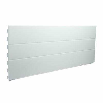 Панель для стеллажа, 35*90 см, цвет белый