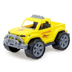 Машина «Легион», цвет жёлтый